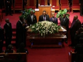 Funeral for Ethel Lance Held in North Charleston