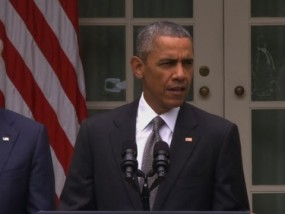 Obama Praises Health Care Ruling