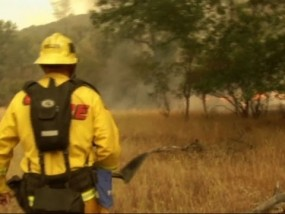 New Blazes Force Evacuations in California
