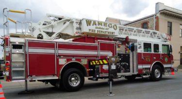 Wamego's new fire truck!