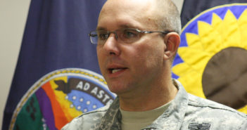Federal bureau to review Kansas Guard at adjutant's request