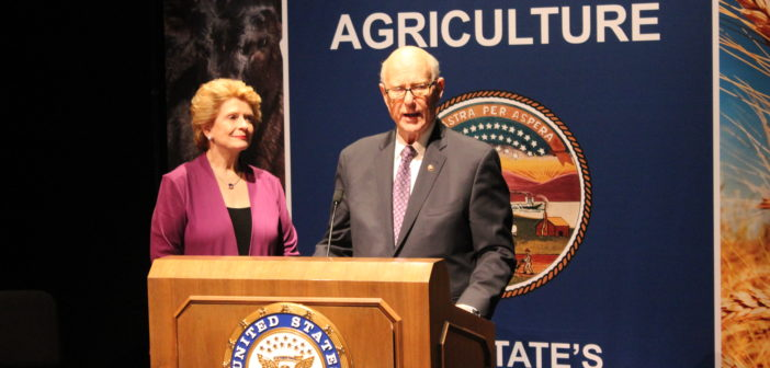 Seeds for 2018 Farm Bill sown at Kansas State University