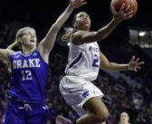 K-State women defeat Drake, advance in NCAA Tournament