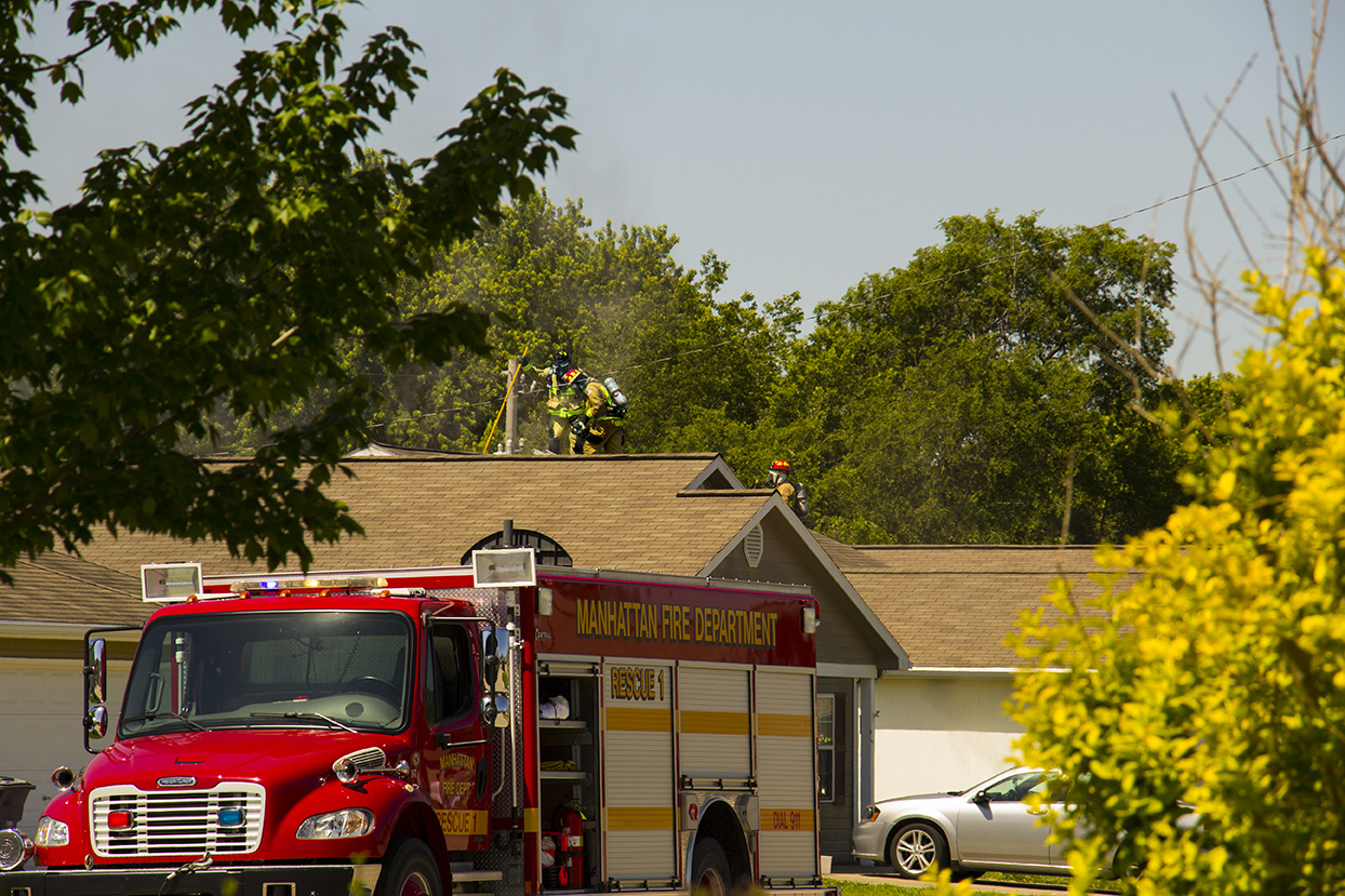 MFD responds to Tuesday morning fire on Kopp Drive - B104 ...