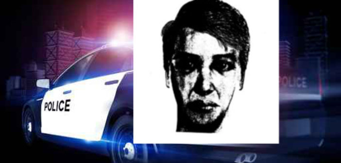 Police re-release sketch of man possibly connected with serial rape case