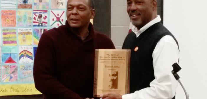 Pitts, Hartnett winners of 'Spirit of MLK' awards
