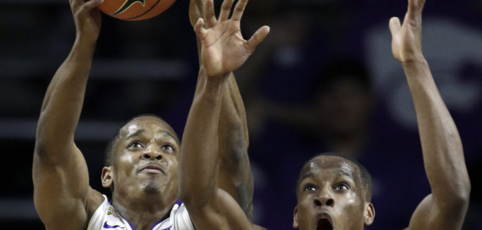 Brown's late explosion pushes K-State over Texas, 58-48