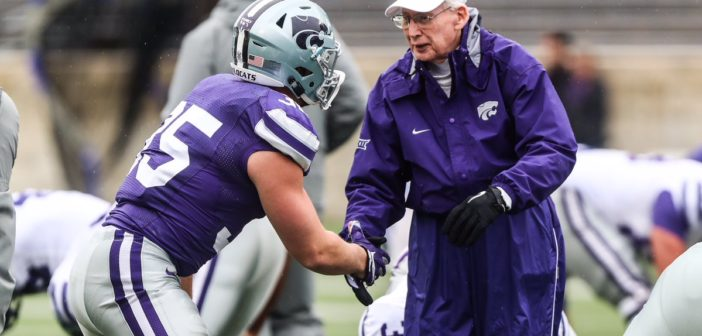 New faces turn heads at K-State spring game