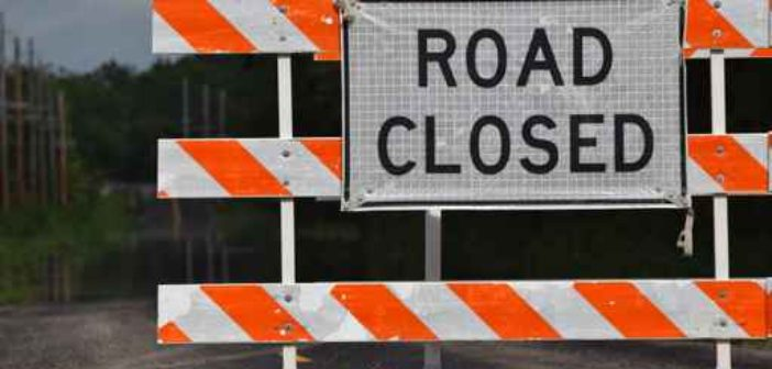 Culvert replacement to close portion of College Ave next week