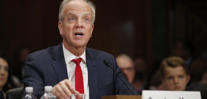 Moran to present Landon Lecture on 9/11 anniversary, address global security