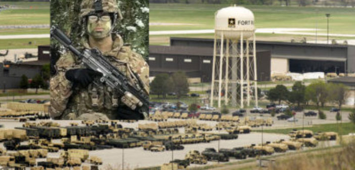 Soldier died after motorcycle accident at Fort Riley