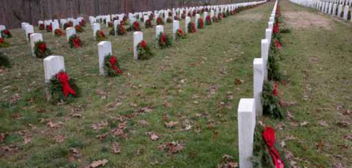 Wreaths Across America returns to Fort Riley this weekend