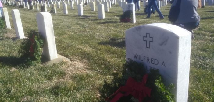 Fallen veterans commemorated in Fort Riley's 12th Wreaths Across America