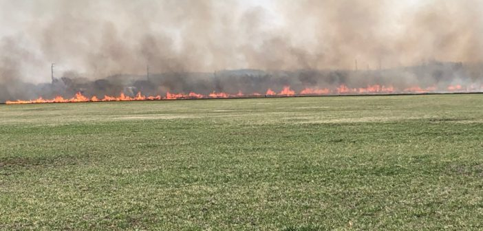 KDHE, K-State continue air quality research amid busy burning season