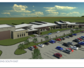 Plans for new USD 383 elementary school presented to school board