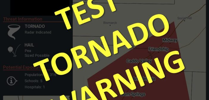 National Weather Service issues apology for confusion following statewide tornado drill