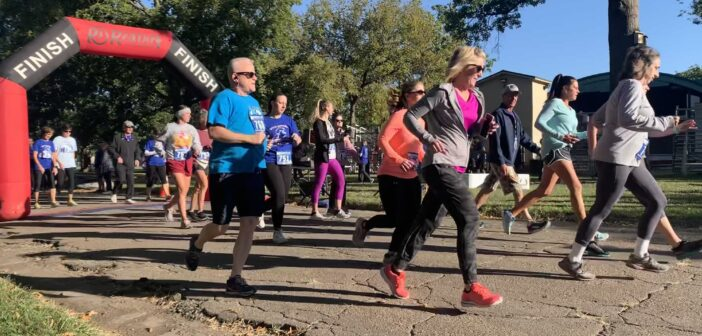 C. Clyde Run returns for 10th year to benefit Shepherd's Crossing