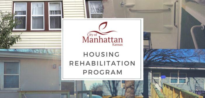 Manhattan announces available funding through Housing Rehab Program
