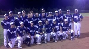 MHS Baseball State bound